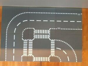 Lego City Straßenplatten (6 Stück)