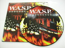 WASP - DOMINATOR - LP PICTURE DISC VINYL 2007 LIKE NEW CONDITION