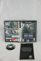 Jeu KING KONG sur Nintendo Game Cube PAL VF CD remis à neuf