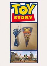 10 pack TOY STORY DIY/party bags/sweet cones/kit/supplies birthday boys girls