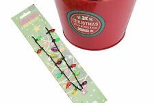 Mini Clignotant Light Up de Noël Ampoule Collier Parti Fée Lumières adultes/enfants cadeau