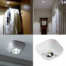 Battery Powered PIR Motion Sensor Automatic LED Porch Ceiling Night Light