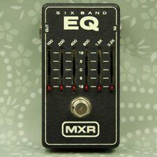 MXR M109 6B Six Band Equalizer Dunlop Guitar effect pedal F/S (AA64E401)