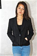 luxueuse veste noire BILL TORNADE twiggy addict T 16 ans (36/38) TOUTE NEUVE