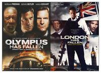 OLYMPUS HAS FALLEN / LONDON HAS FALLEN (2-PACK) (BOXSET) (BILINGUAL) (DVD)