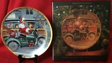 Harley-Davidson Collectors Plate 1997 Roadside Revelation Holiday Memories