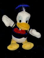 Donald Duck Plush Stuffed Toy Disney 8""