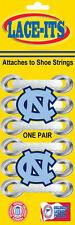 UNC Tarheels Logo Shoe Lace Accessory or Hair Ribbon Accessory