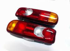 2x LUCI FANALI POSTERIORI CAMION DAF LF NISSAN CABSTAR IVECO RENAULT FIAT DUCATO