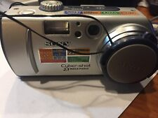 Sony Cyber-shot DSC-P50 2.1MP Digital Camera 6X Zoom, Movie, Built in Screen