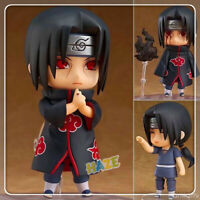 Nendoriod Anime Naruto Uchiha Itachi PVC Figure Toys 10CM In Box
