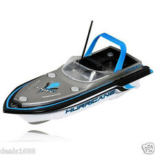 Micro Radio RC Remote Control Super Mini Speed Electric Boat Dual Motor Toy Gift