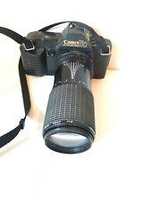 Canon T70 Multiple Program AE Dual Metering System Film Camera