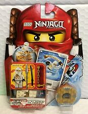 LEGO Ninjago Zane DX Spinner - 2171 - Brand New In Factory Sealed Package - New