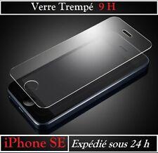 Vitre protection d'écran iPhone SE 5 5C en VERRE Trempé, film protecteur d'écran