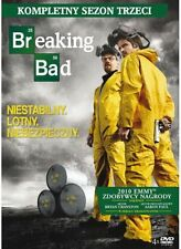 BREAKING BAD - SEZON 3 - BOX [4 DVD]