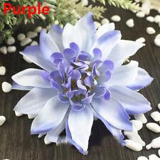 5pcs 10cm Silk Peony Gerbera Handmade Artificial Flowers Wedding Home Decoration