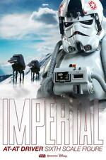 """Star Wars Imperial AT-AT Driver 12"""" 1/6 Scale Figure SID100124*"""