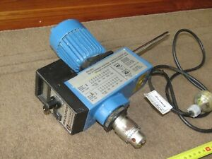 IKA Overhead Digital Stirrer RW 20 DZM 60-2000 rpm Mixer Janke & Kunkel Food Lab
