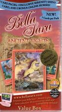 Bella Sara Ancient Lights Value Box 1 Serenity Shiny Card 2 Bonus Horses- NIP!