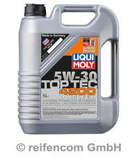 Motoröl Liqui Moly Top Tec 4200 3707 5W-30 5 Liter 5L