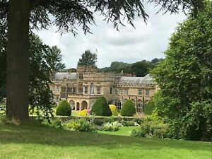 """Card: """"Forde Abbey Gardens, Somerset England"""" #PeterBrighousePhotography"""