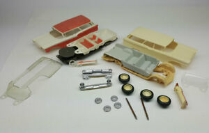 1959 Ford Country Sedan Station Wagon - Builder - Resin - Junk - Parts - Lot