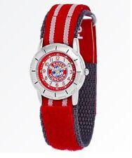 Armbanduhr Kinder Kinderuhr FC Bayern München Uhr Trikot Design 2019 NEU!!OVP!!