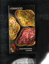 Kenwood Food Processor Cooking Minin Bk VG   Qld Qikpost