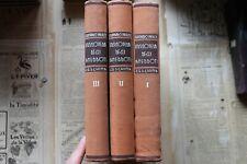 Enciclopedia Degli Aneddoti Fernando Palazzi Ed Ceschina 1941 3 VOL