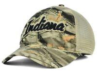 Indiana Hoosiers NCAA Legacy Realtree® Lost Camo™ Team Logo Adjustable Cap Hat