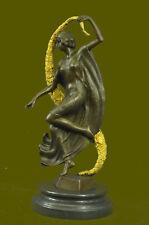Greek Mythology Bronze Sculpture Statue Art Decor Venus Nouveau Hot Cast Figure