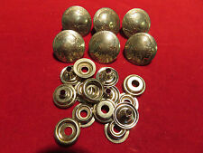"""Snaps: 6 Real Coin Dateless """"Indian & Buffalo"""" Nickles, 3 & 3"""