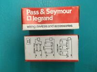 2 Pass & Seymour Legrand 30AC1 Single Pole AC Switches 30A 120/277V