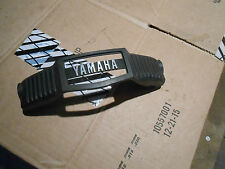 Yamaha 550 Vision XZ550 XZ 550 1982 82 front fork emblem name plate
