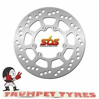 TM Racing MX 125 90 91 92 SBS Front Brake Disc Genuine OE Quality 5126