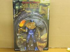"BLUE BOX Legacy of Kain - Soul Reaver - RAZIEL 8"" Action Figure #34276 NOS NICE:"