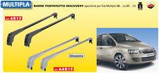 Barre portatutto pre-montate Gev Discovery cod.4815 per Fiat Multipla