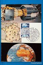 METEOROLOGIE     Carte Postale Maximum FDC Yt C 2292