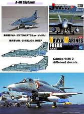 JWings 4 #10 A-4M Skyhawk 1/144 Fighter Model Kampfflugzeug Modell JW4_10