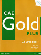CAE GOLD PLUS Coursebook with CD-ROM & Online iTests Access Code @NEW@