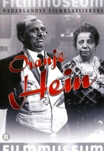 Oranje Hein    (  Filmmuseum serie )   new dvd in seal