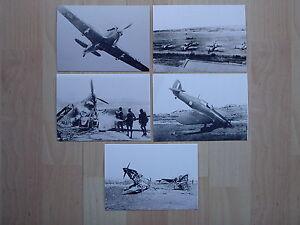 Hawker Hurricane s on Malta  - World War 2 photographs
