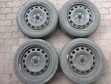 4x Winter Kompletträder VW Golf Touran Audi Seat 205/55 R16 91H ET-50