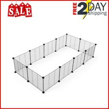 Best Pet Big Guinea Pig Giant Rabbit Cage Small Animal Rodent Barrier (12Panels)