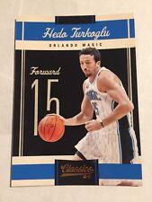 2010-11 Panini Classics NBA Basketball Card - Orlando Magic 86 Hedo Turkoglu