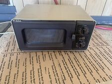 VINTAGE AMANA LITTLE LITTON COMPACT MICROWAVE CAMPERS RV BOATS WORKS GREAT CLEAN