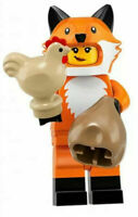 NEW LEGO MINIFIGURE​​S SERIES 19 71025 - Fox Costume Girl Sealed!