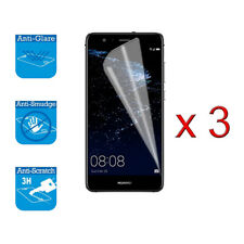 For Huawei P10 Lite Screen Protector Cover Guard LCD Film Foil x 3