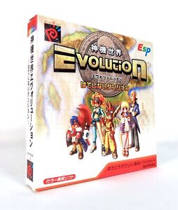 SHINKISEKAI EVOLUTION Hateshinai Dungeon SNK NeoGeo Pocket Color Jap Japan